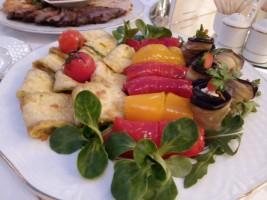 Asorti din legume coapte cu dovlecei in clear