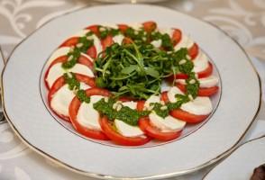 Salata  caprezzo